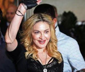 Madonna est la star la mieux payée au monde en 2012