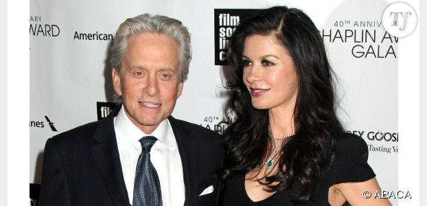 Michael Douglas et Catherine Zeta-Jones pas de divorce en vue