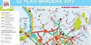 La  Braderie de Lille : programme de l'édition 2013