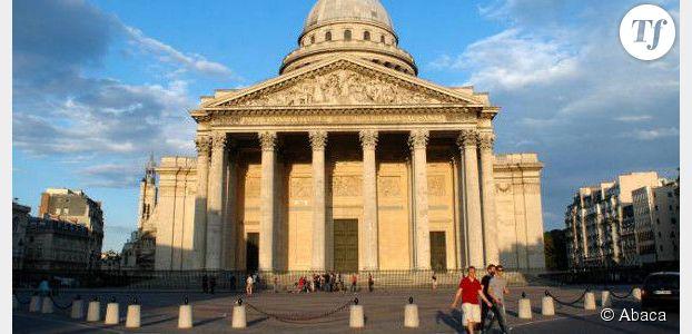 Panthéon : pour qu'une femme y entre, votez !