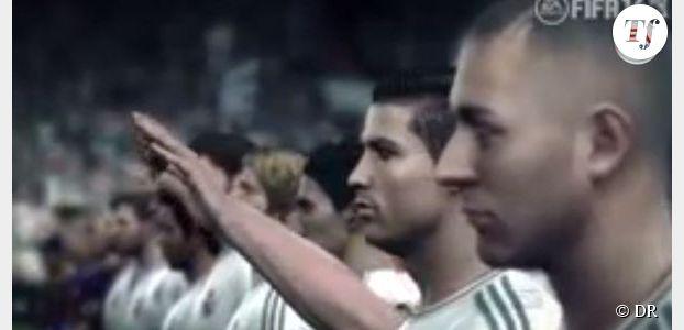 FIFA 14 : Gareth Bale aux couleurs du Real Madrid