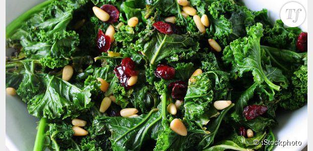 Kale : trois recettes pour cuisiner le chou chéri des États-Unis