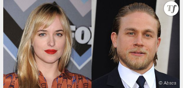 """Fifty Shades of Grey"" : Dakota Johnson et Charlie Hunnam joueront Anastasia et Christian"
