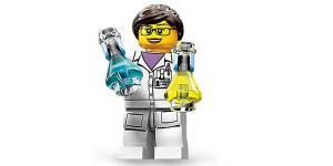 Lego : une première figurine féminine scientifique pour moins de sexisme
