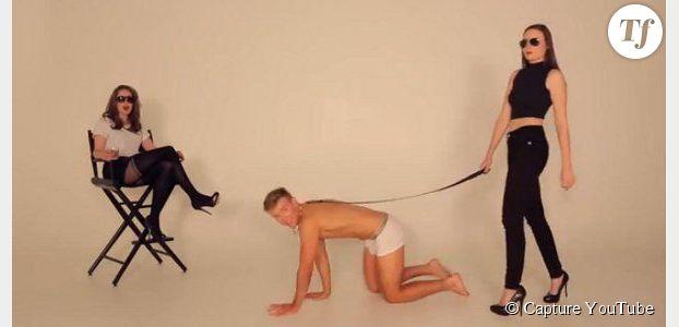 """Blurred Lines : """"Defined Lines"""", le clip détourné version féministe - vidéo"""