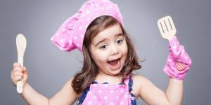 Cuisine en famille : deux recettes salées à faire avec ses enfants