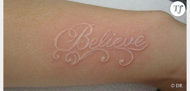 Tatouage Blanc Pour Ou Contre La Tendance Du Tattoo Blanc