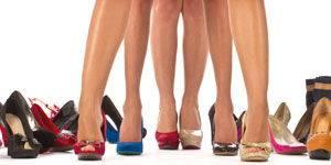 Une femme dépense 40 000 euros en chaussures au cours de sa vie