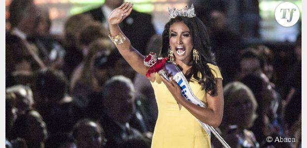 Miss America 2014 : Nina Davuluri réagit avec le sourire aux critiques racistes