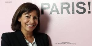 Municipales : Anne Hidalgo présente son plan contre la précarité des enfants