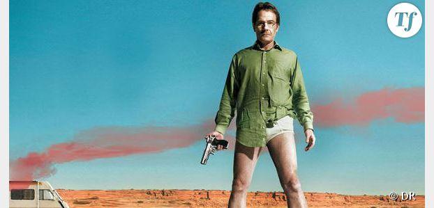 Breaking Bad : le slip de Walter White aux enchères avant la fin de la saison 5