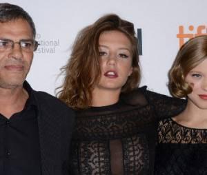 """""""La Vie d'Adèle"""" : le film gâché par les tensions entre Kechiche et ses actrices ?"""