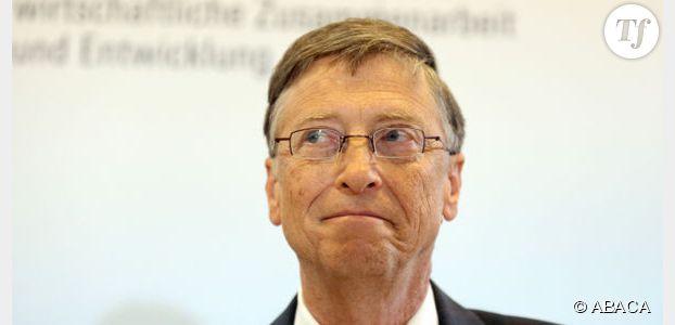 Bill Gates  : le raccourci Ctrl+Alt+Suppr  trop compliqué sous Windows