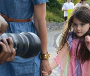 Enfants de stars : une loi interdit aux paparazzi de les photographier