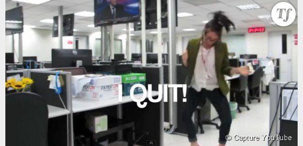 Démission sur YouTube : l'art subtil de dire bye bye à son patron - vidéo