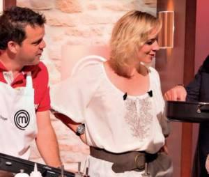 MasterChef : élimination de Virginie et Adrien sur TF1 Replay