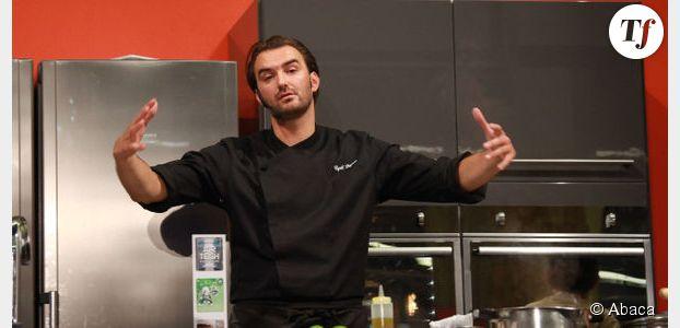 Cyril Lignac en a marre des émissions de cuisine à la TV