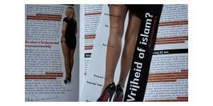 Louboutin fait retirer une affiche des nationalistes flamands