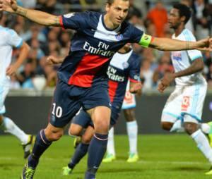 PSG : Zlatan Ibrahimovic souffre d'une blessure au genou