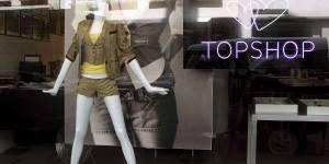Topshop France : top départ pour le shopping 100% british à Paris Haussmann