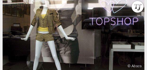 Topshop France : top départ pour le shopping