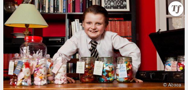 Henry Patterson, 9 ans, est le plus jeune boss du monde