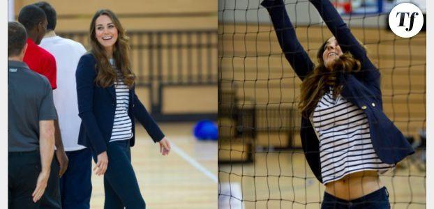 Accouchement: comment retrouver sa ligne aussi vite que Kate Middleton?