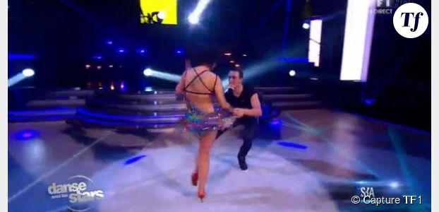 Danse avec les Stars 4 : Alizée provocante sur de la samba - TF1 Replay (26 octobre)