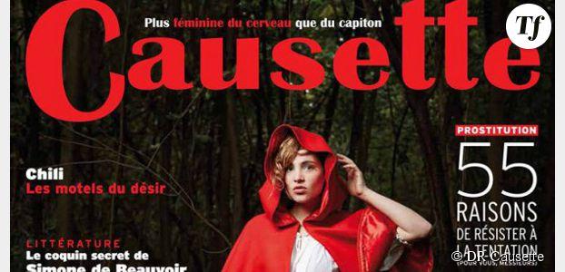 """""""Causette"""" : son dossier sur la prostitution fait polémique sur Twitter"""