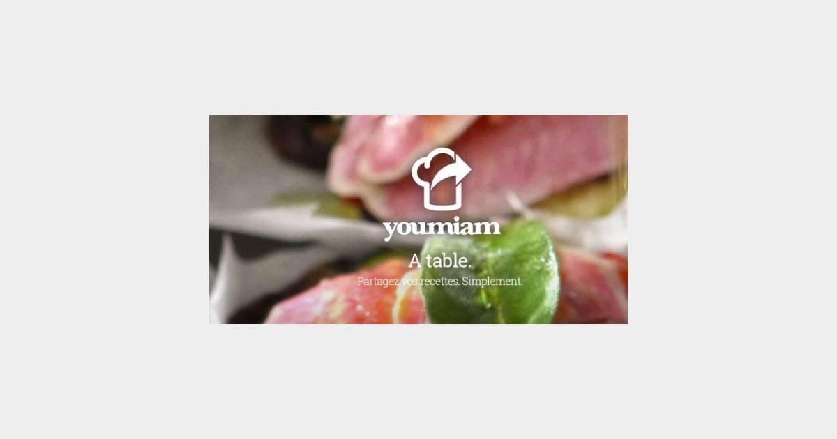 youmiam le nouveau r seau social pour les amoureux de la cuisine et des recettes terrafemina. Black Bedroom Furniture Sets. Home Design Ideas