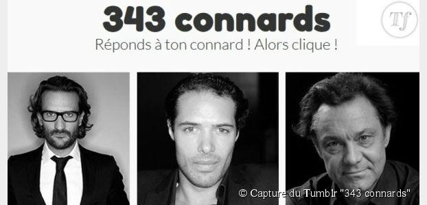 """Les """"343 salauds"""" épinglés sur le Tumblr """"343 connards"""""""