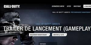 Call of Duty Ghosts: un mode solo quasi inexistant?