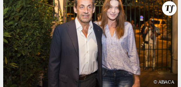 Campagne intime : Dans l'intimité de Nicolas et de Carla Sarkozy – D8 Replay