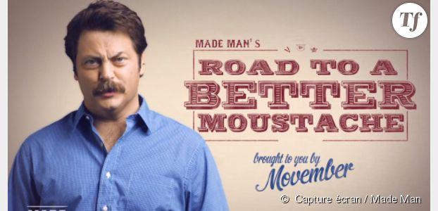 Movember : 10 trucs à savoir avant que votre homme se laisse pousser la moustache