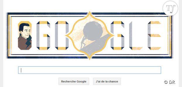 Google Doodle : Albert Camus à l'honneur