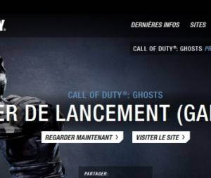 Call of Duty Ghosts, plagiat de Modern Warfare 2 ? (spoilers)