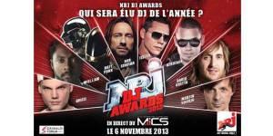 NRJ DJ Awards 2013 : les gagnants et résultats