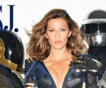 "Daft Punk : le groupe en couverture du ""Wall Street Journal"""