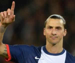 Zlatan Ibrahimovic : des timbres pour l'attaquant du PSG