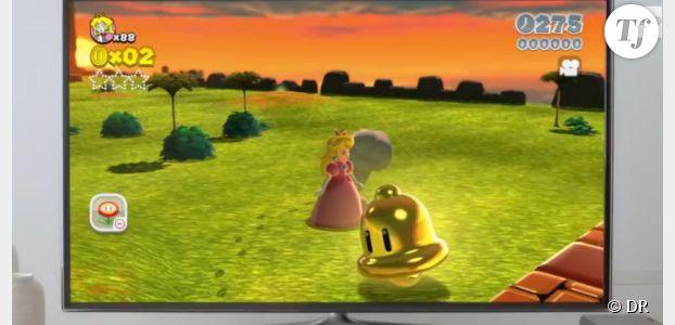 Super Mario 3D World: date de sortie et premières images sur Wii U (vidéo)