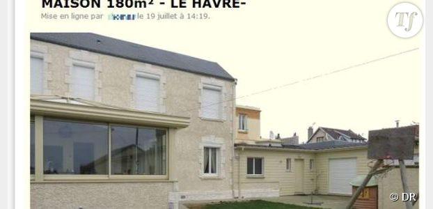 Le Bon Coin : maison hantée par une mamie nue à vendre