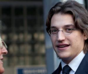 Jean Sarkozy diplômé en droit à... 27 ans
