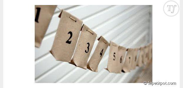 Noël 2013 : 3 idées DIY pour fabriquer son calendrier de l'Avent