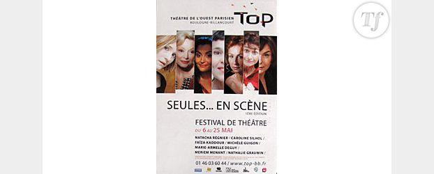 Le 1er Festival Seules... en scène débute demain à Boulogne-Billancourt