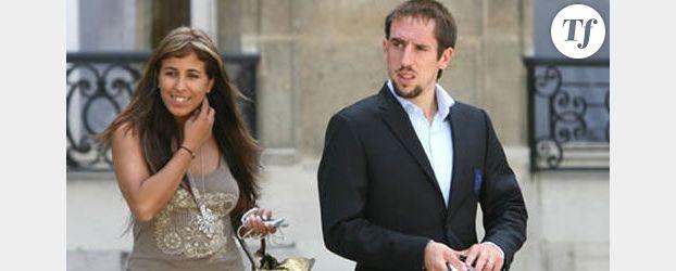 Football : Franck et Wahiba Ribery oublient Zahia en attendant leur troisième enfant