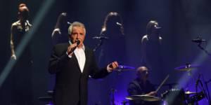 Michel Sardou, malade, annule les dernières dates de sa tournée