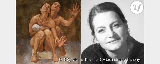 Bénédicte Pontet expose « la violence dans le féminin »