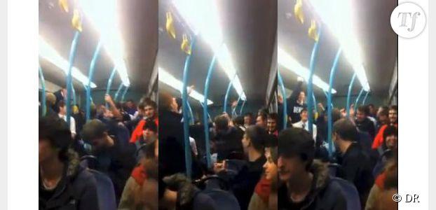 Sexe, misogynie et chanson : l'équipe de hockey de Stirling se lâche dans un bus - vidéo