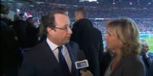 France-Ukraine : quand François Hollande analyse la victoire des Bleus