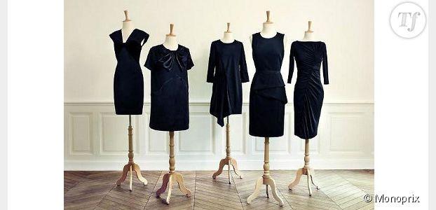 monoprix les 5 petites robes noires de cr ateur d j chez colette terrafemina. Black Bedroom Furniture Sets. Home Design Ideas